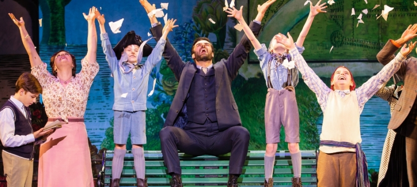 Finding Neverland Family 4-Pack Giveaway