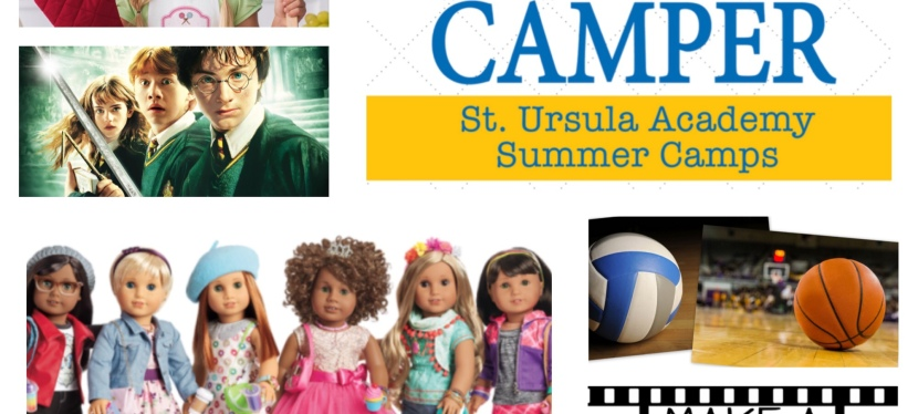 American Girl, Harry Potter, & Make a Movie Camp!!