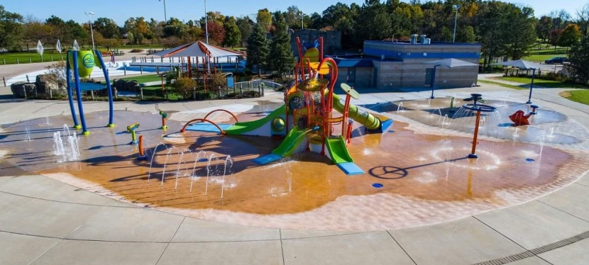 Rolling Hills Water Park