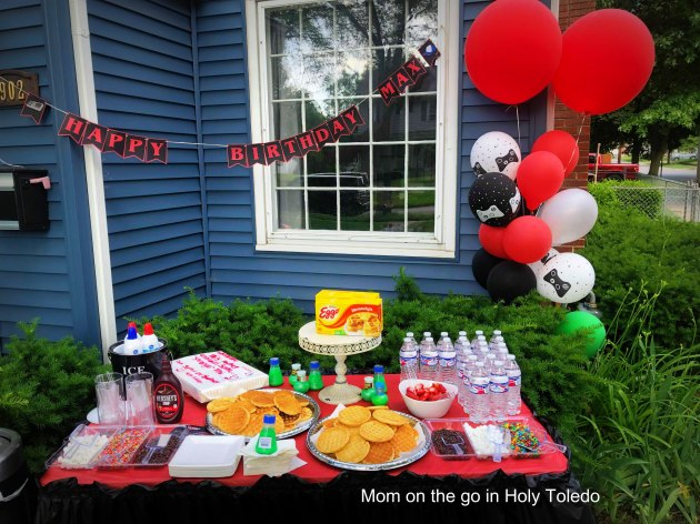 How To Throw An Epic Tween Boy House Birthday Party