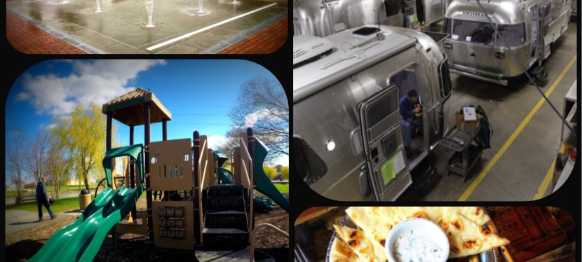 Airstream Tour, J. Marie's Wood-Fired Kitchen, &MORE!