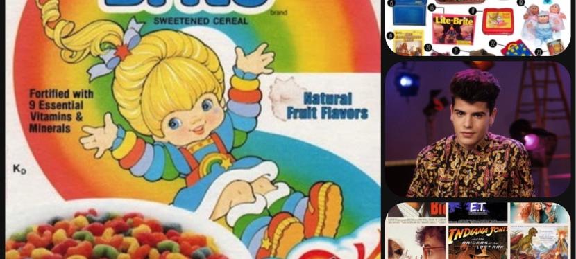 Babysitters Club & Pop Rocks to Dick Pics?! Generation XennialKids