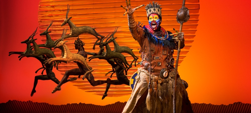 The Lion King PRE-SALE Tickets