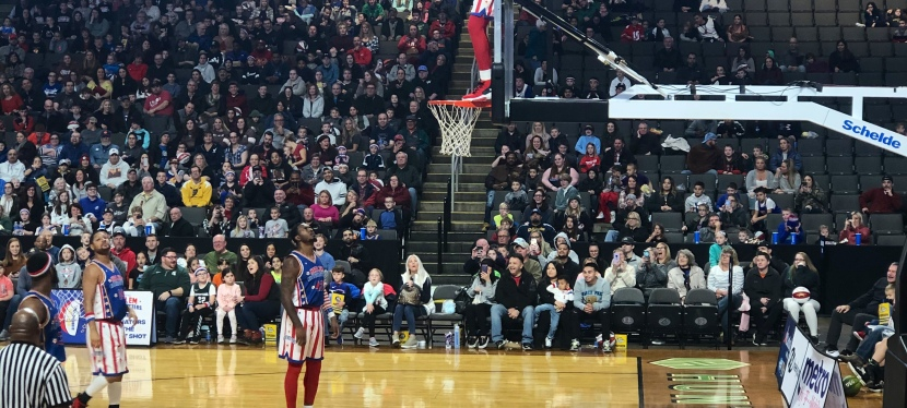 All-New Harlem Globetrotters Pushing The Limits World Tour (Get 25% off-PROMO CODE included)