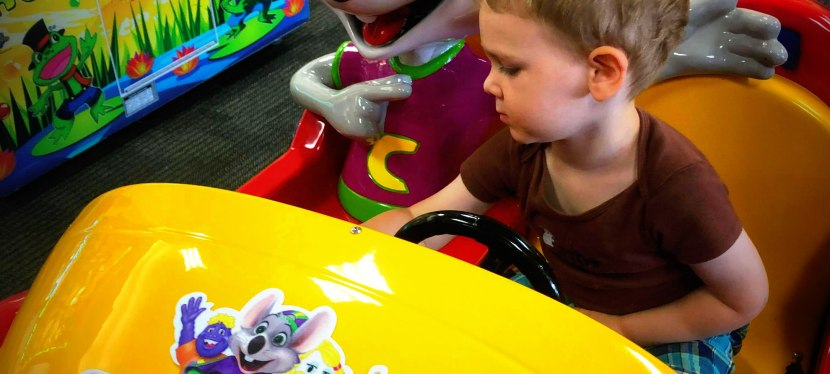 Chuck E Cheese is Open! How are they keeping you & your kiddos safe?