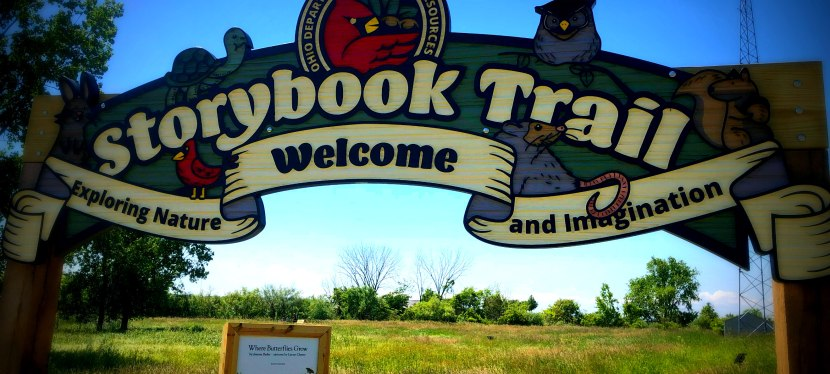 Storybook Trail at Maumee Bay State Park