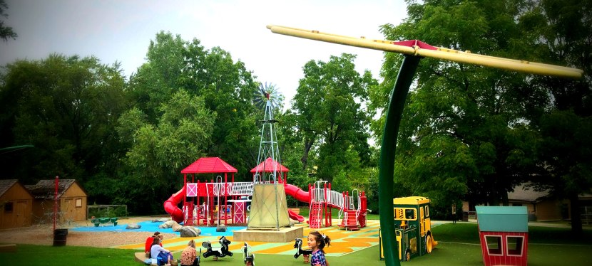 County Farm Park & Playground