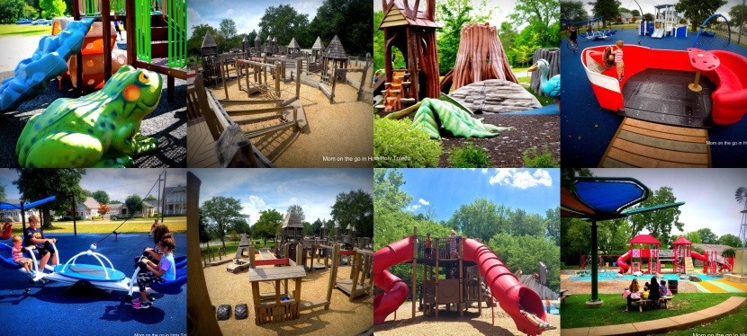Awesome Playgrounds in Toledo & Surrounding Area