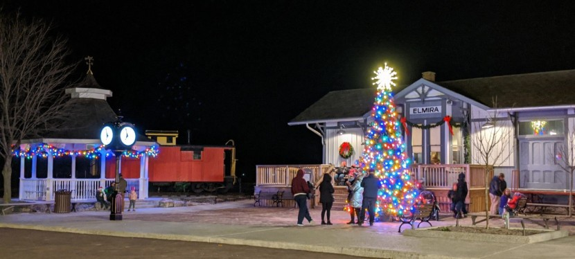 Celebrate the Christmas Season with the new 1920s Holidays on Main Street event at SauderVillage