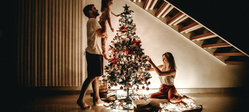 Four Ways To Get Festive With TheFamily