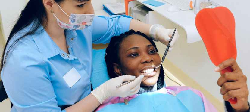 Factors to consider before you visit thedentist