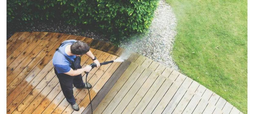 How to Choose the Best High-Pressure Washing Service