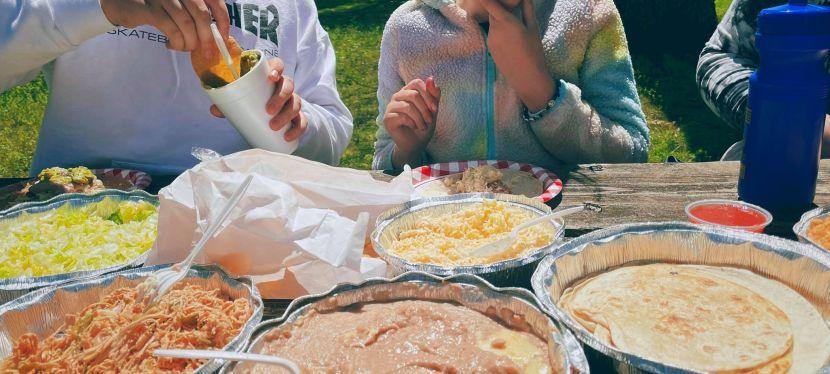 El Vaquero Five-Person Family Meal PacksTo-Go