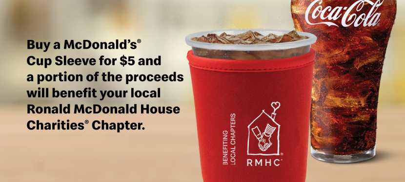 Help Support Our Local Ronald McDonald House & Enter aGiveaway