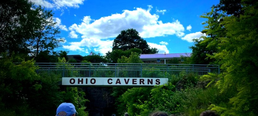 Why you need to visit the Ohio Caverns with yourkids
