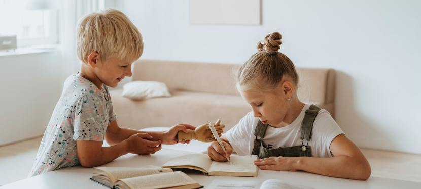 3 Things To Prioritize When Homeschooling YourKids