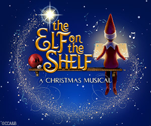 Win a Family 4-Pack Tickets to Elf on theShelf