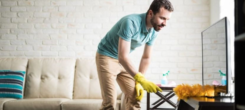 The Areas in Your Home That You Forget ToClean